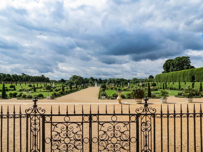 Privy Gardens Hampton Court Palace