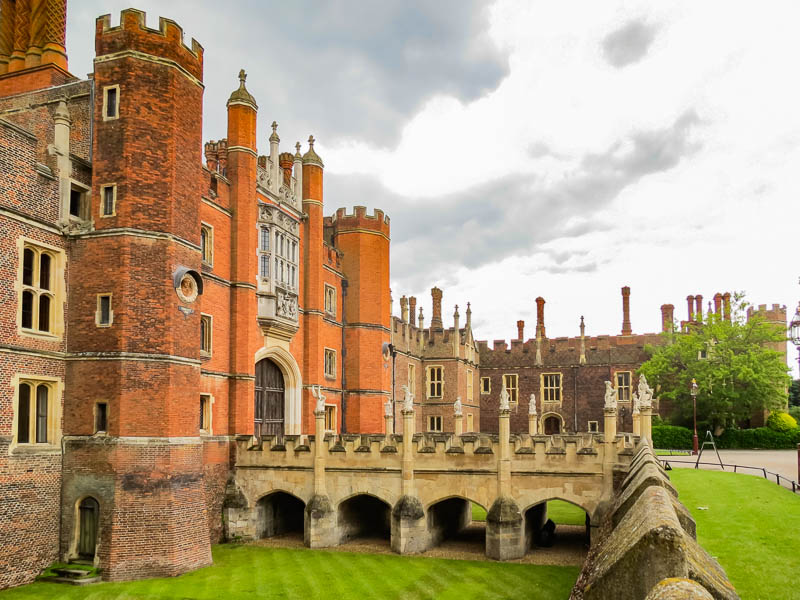 Hampton Court Moat