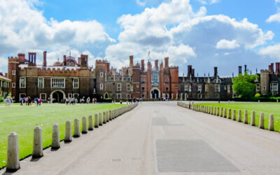 King Henry VIII – Hampton Court Palace