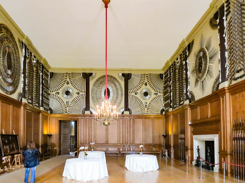 Hampton Court Banquet Room