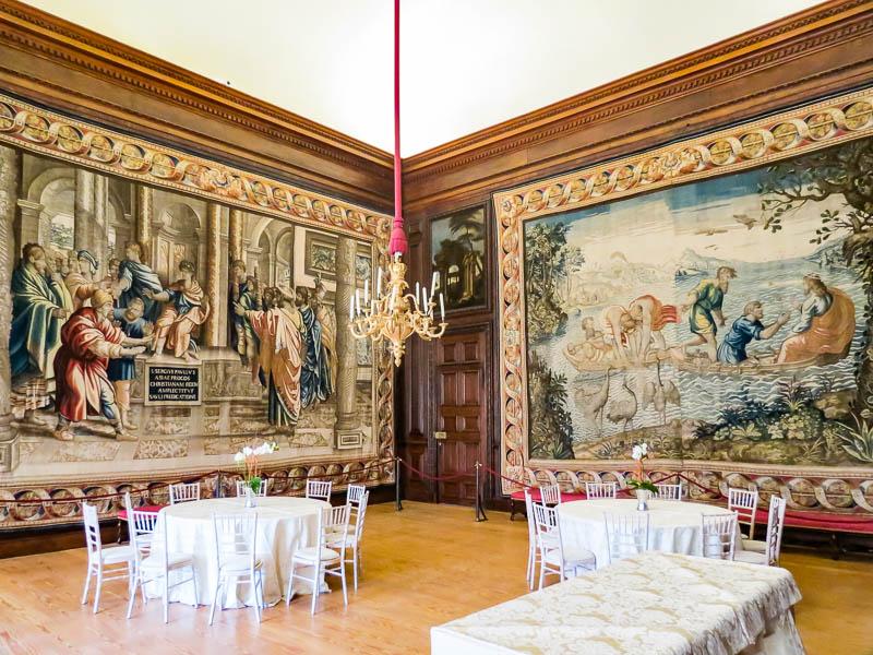 Banquet Hall Hampton Court Palace