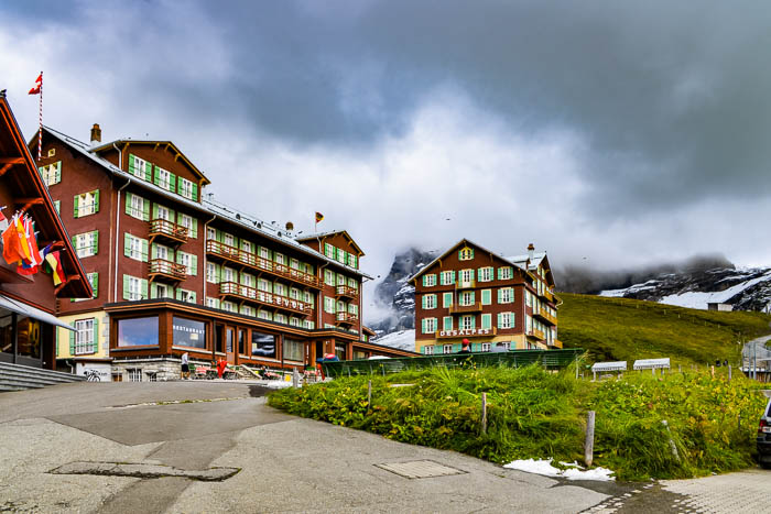 Kleine Scheidegg hotels