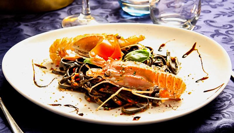 Seafood La Francesca