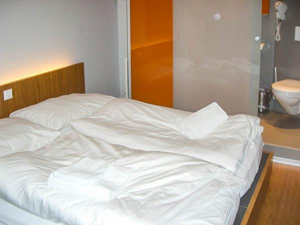 easyHotel bed