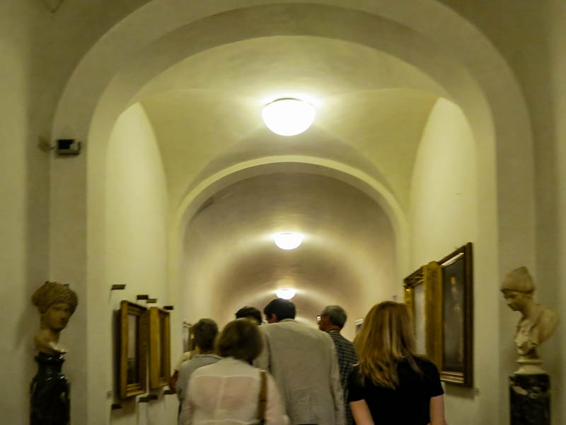 Vasari Corridor tour